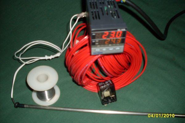 PID sistemes!!! Pour la control de la temperature.