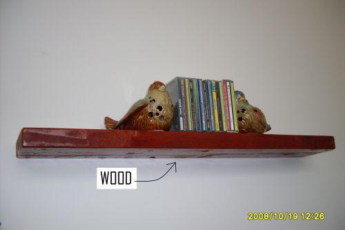 Decoration (Avec du bois)